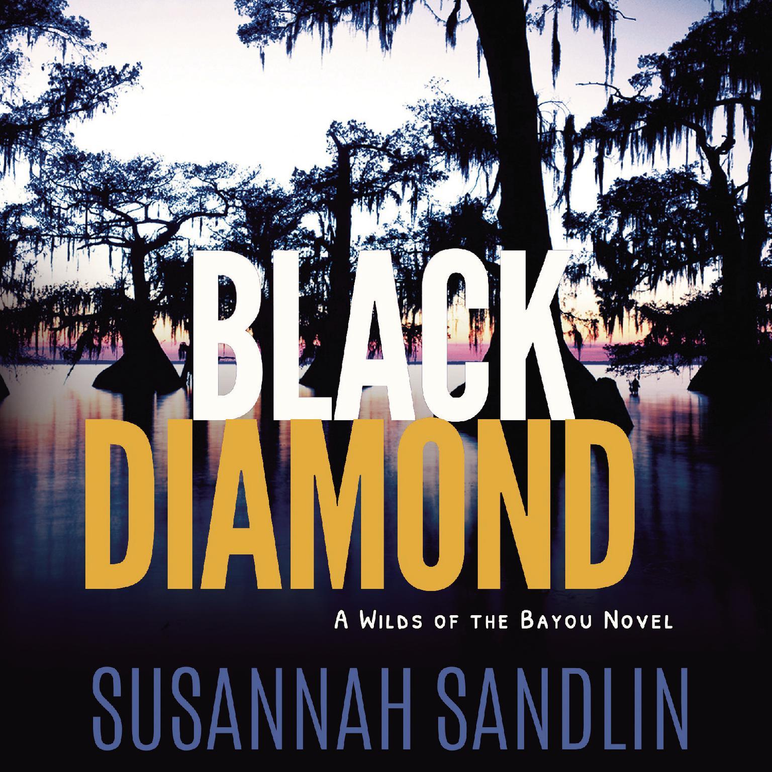 Printable Black Diamond Audiobook Cover Art