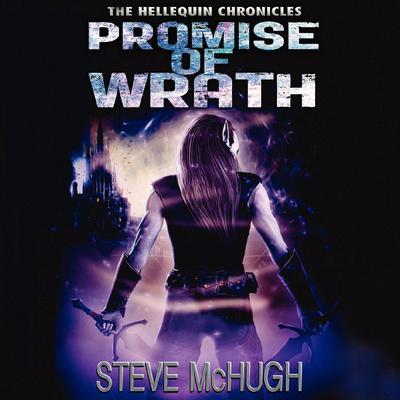 Promise of Wrath Audiobook, by Steve McHugh