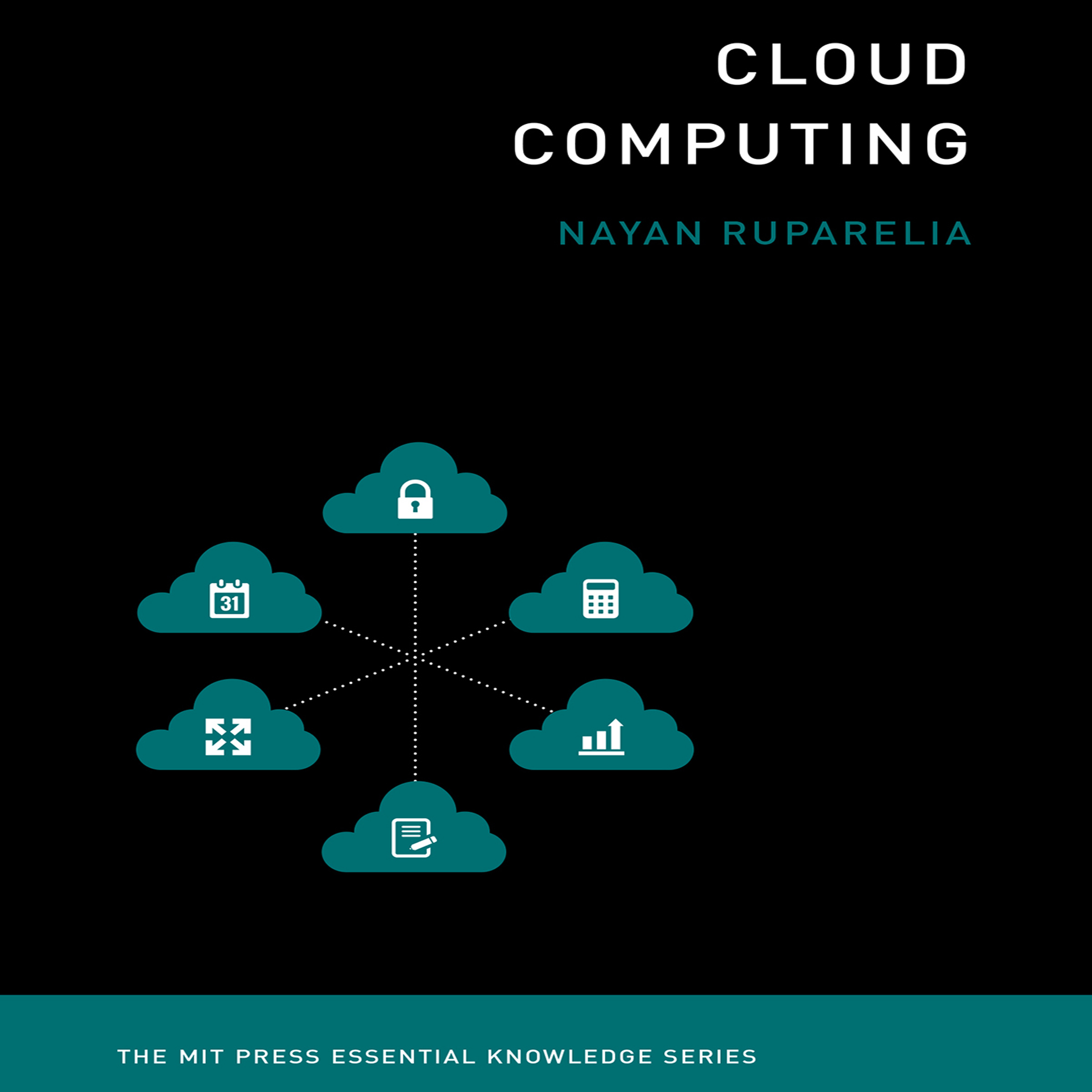 Printable Cloud Computing: The MIT Press Essential Knowledge Series Audiobook Cover Art