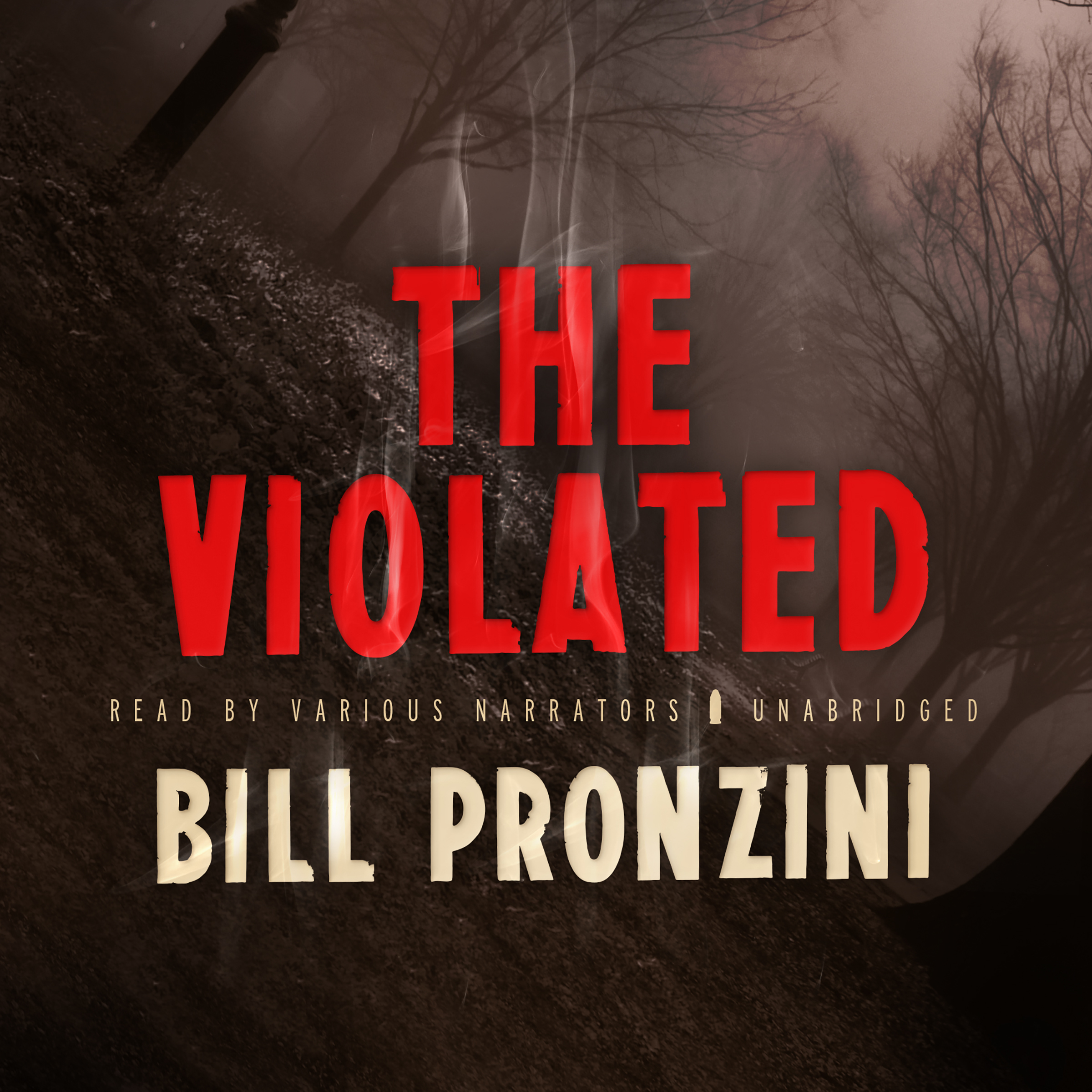 Printable The Violated: A Novel Audiobook Cover Art