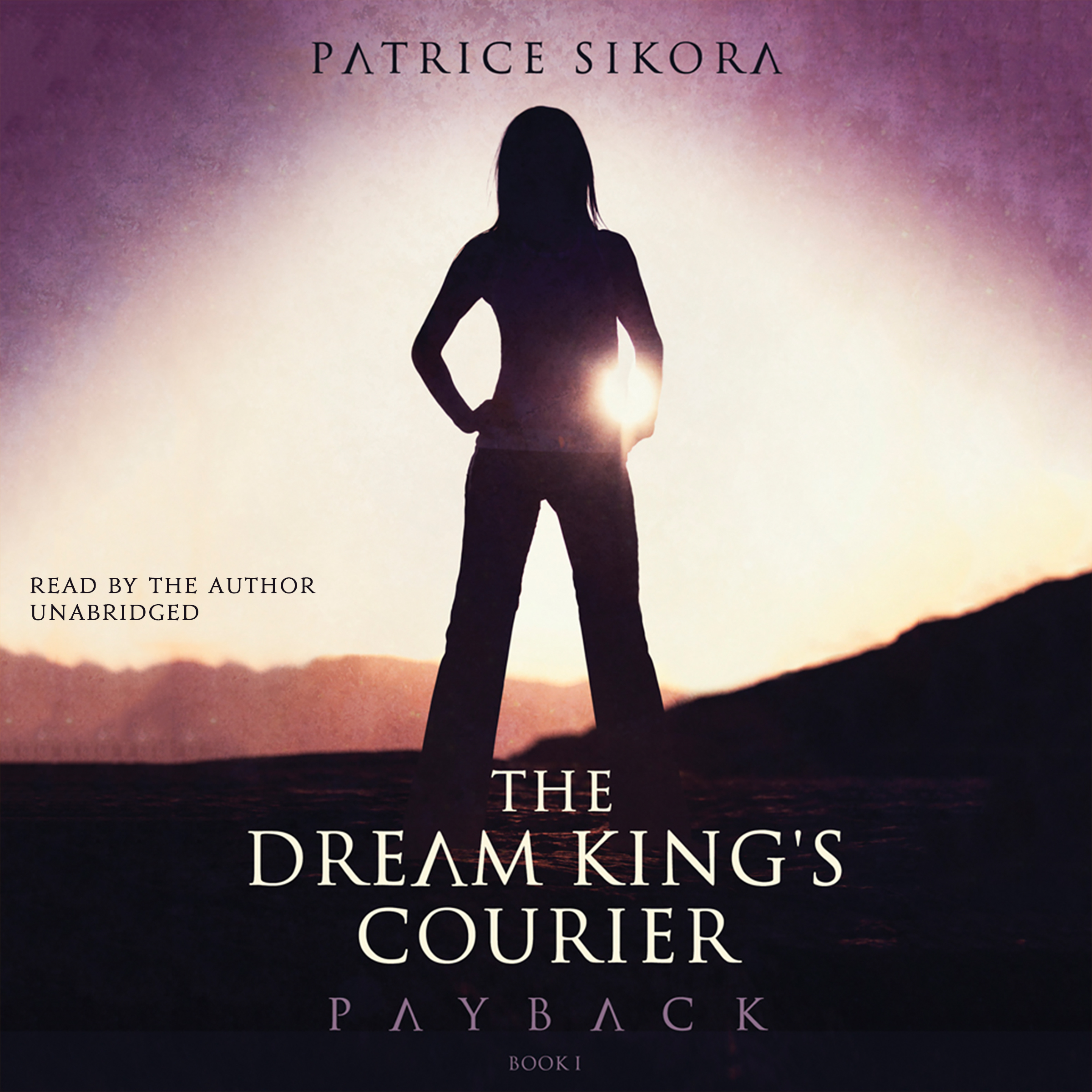 Printable The Dream King's Courier: Payback Audiobook Cover Art