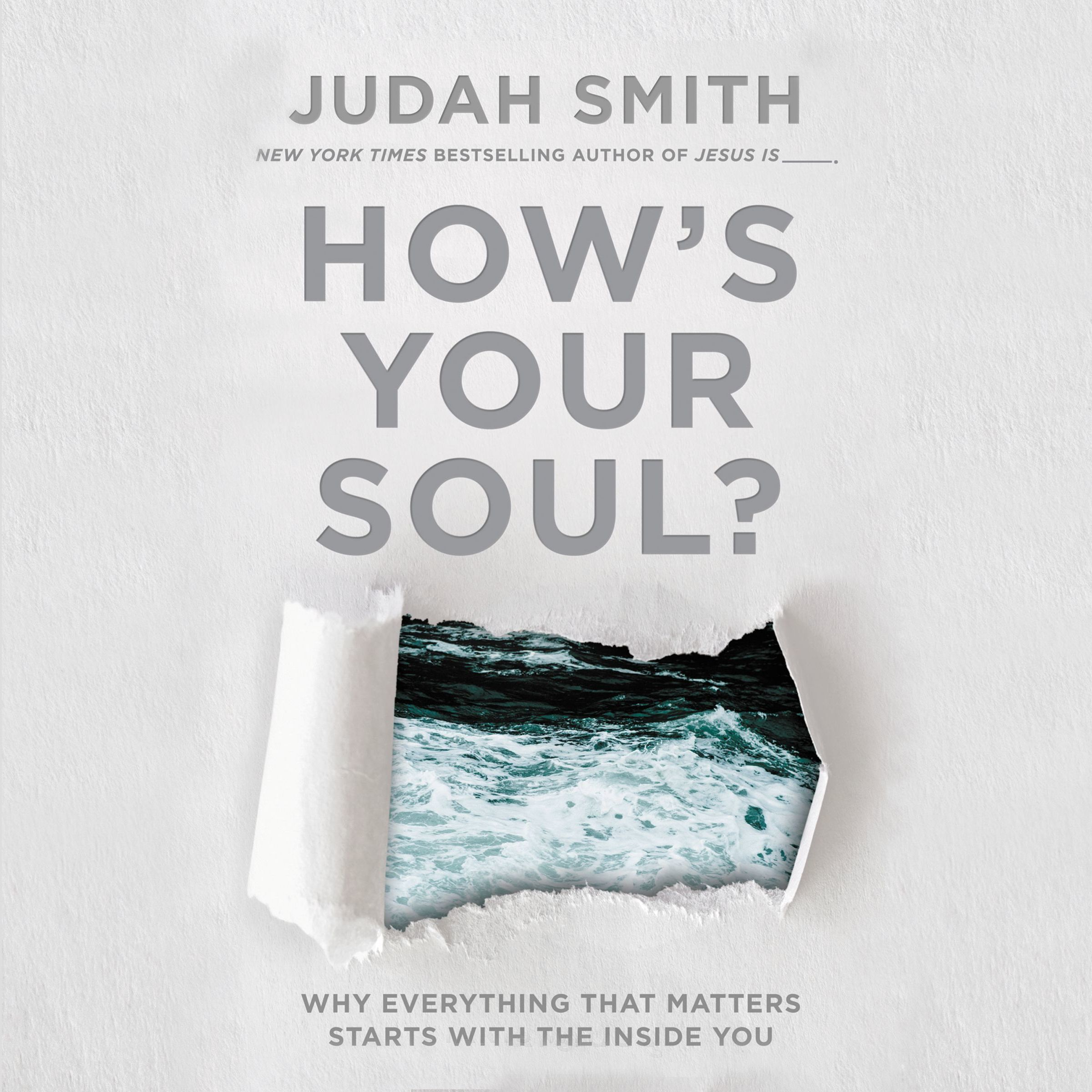 Printable How's Your Soul?: Why Everything that Matters Starts with the Inside You Audiobook Cover Art