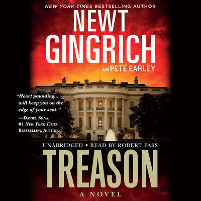 Treason: A Novel Audiobook, by Newt Gingrich