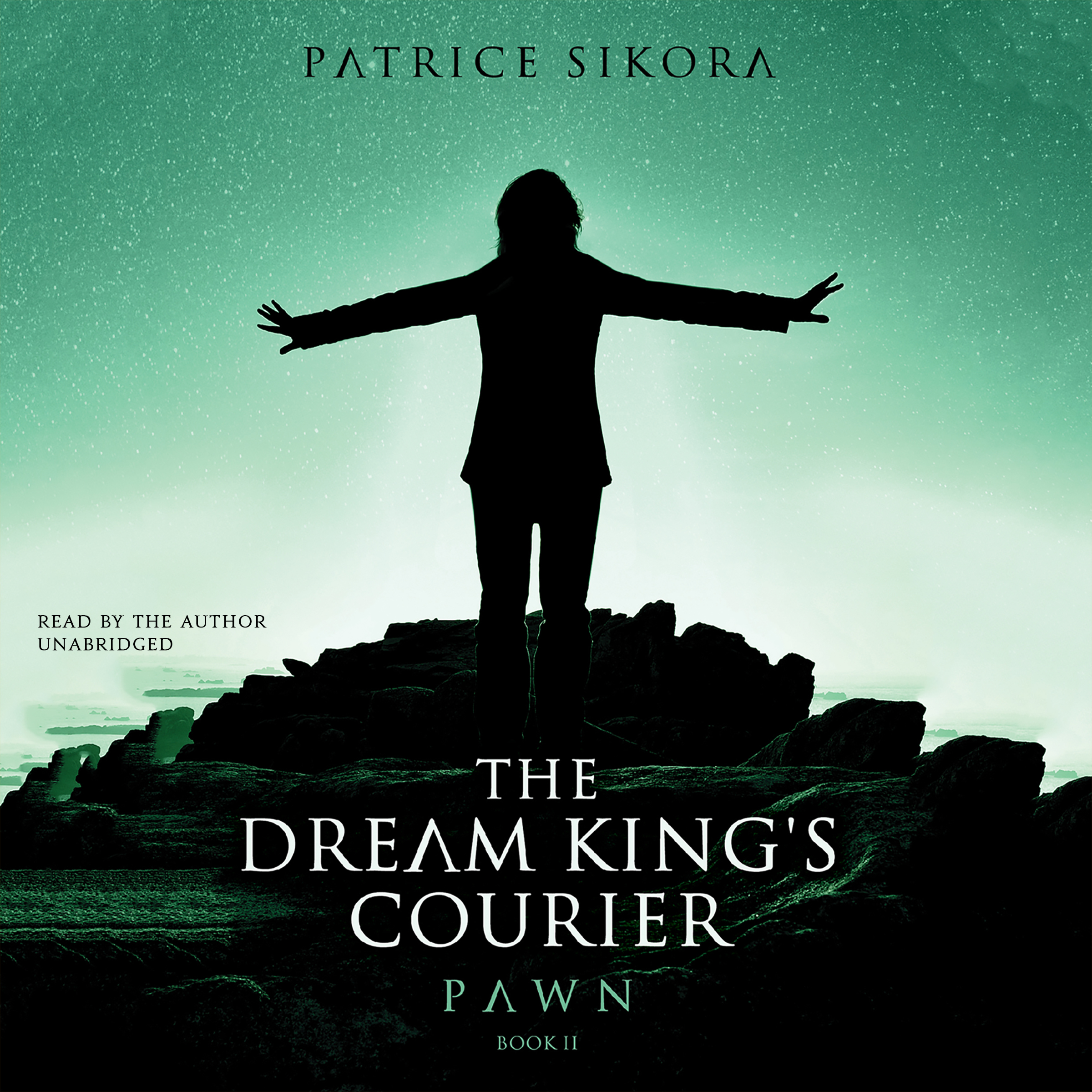 Printable The Dream King's Courier: Pawn Audiobook Cover Art