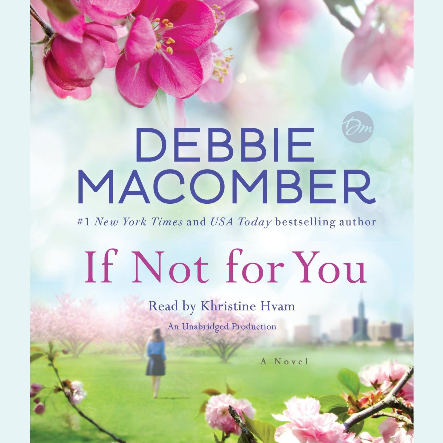 Printable If Not for You: A Novel Audiobook Cover Art
