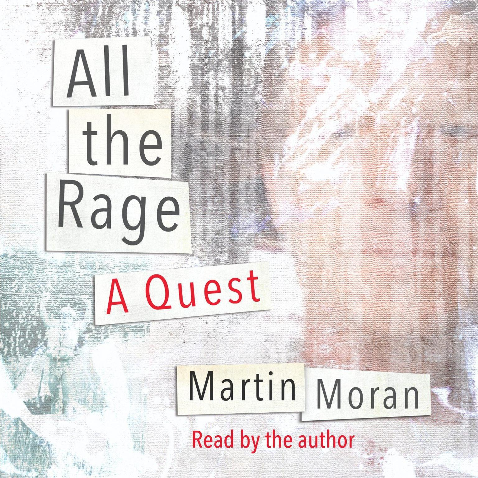 Printable All the Rage: A Quest Audiobook Cover Art