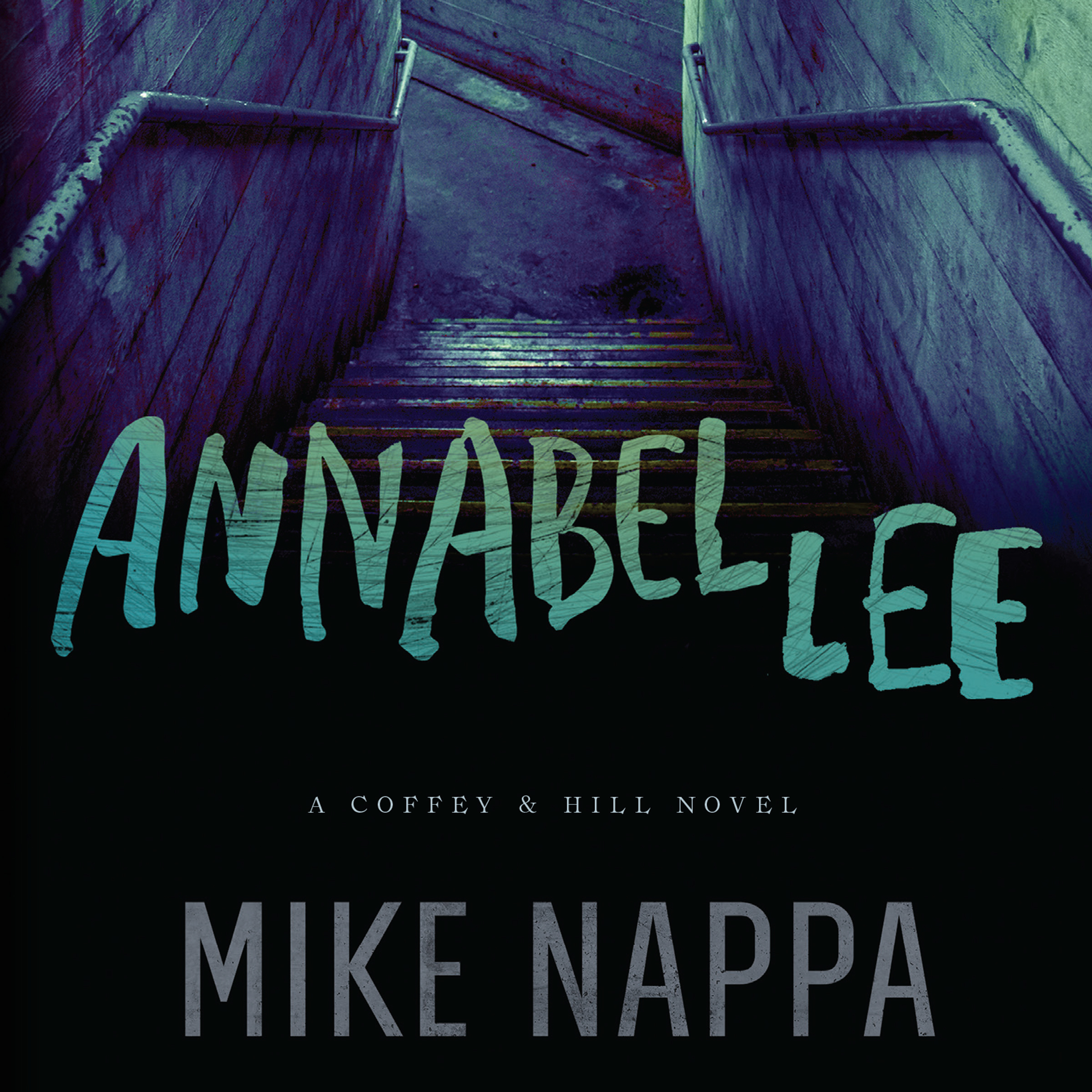 Printable Annabel Lee Audiobook Cover Art
