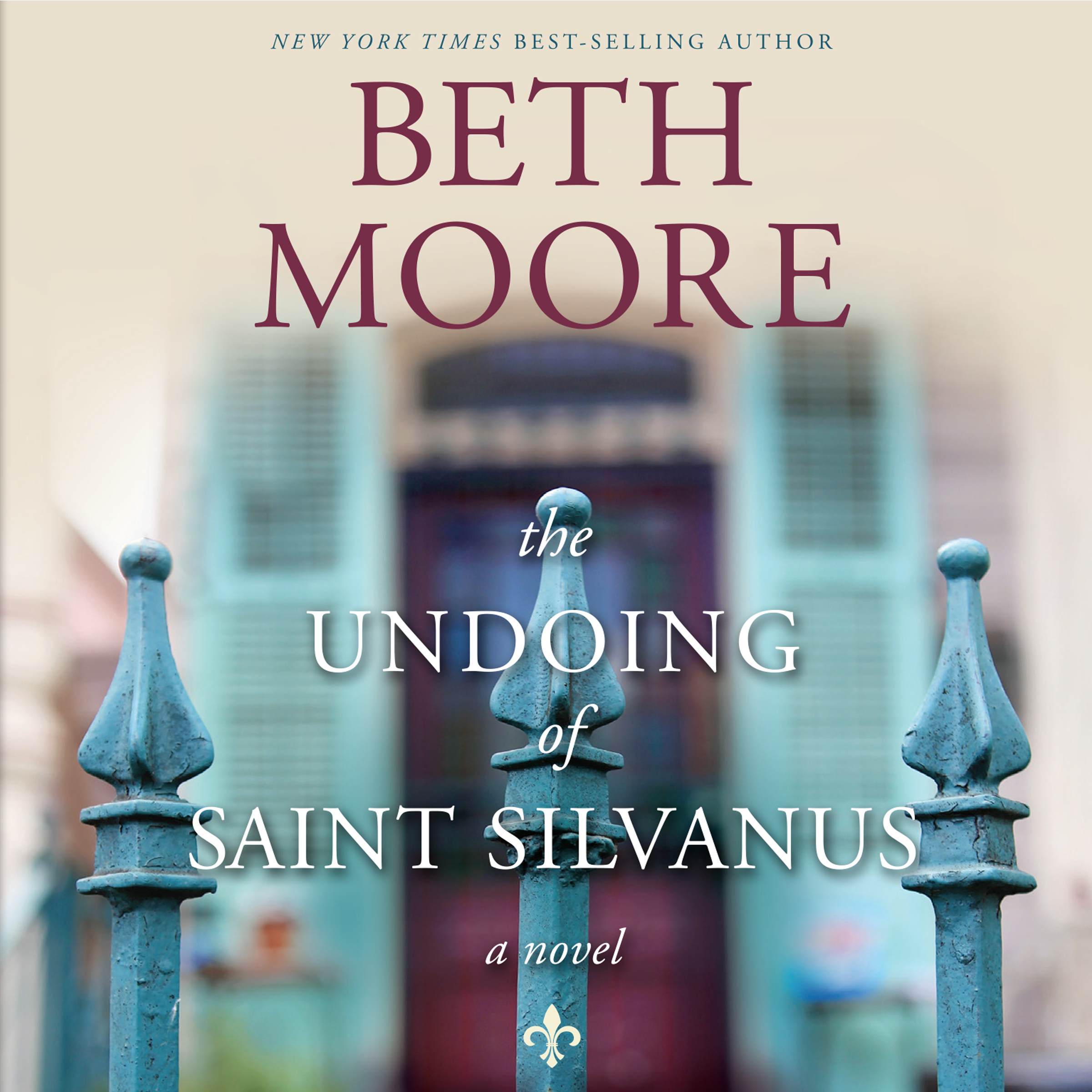 Printable The Undoing of Saint Silvanus Audiobook Cover Art