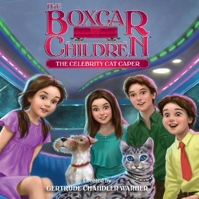 The Celebrity Cat Caper Audiobook, by Gertrude Chandler Warner