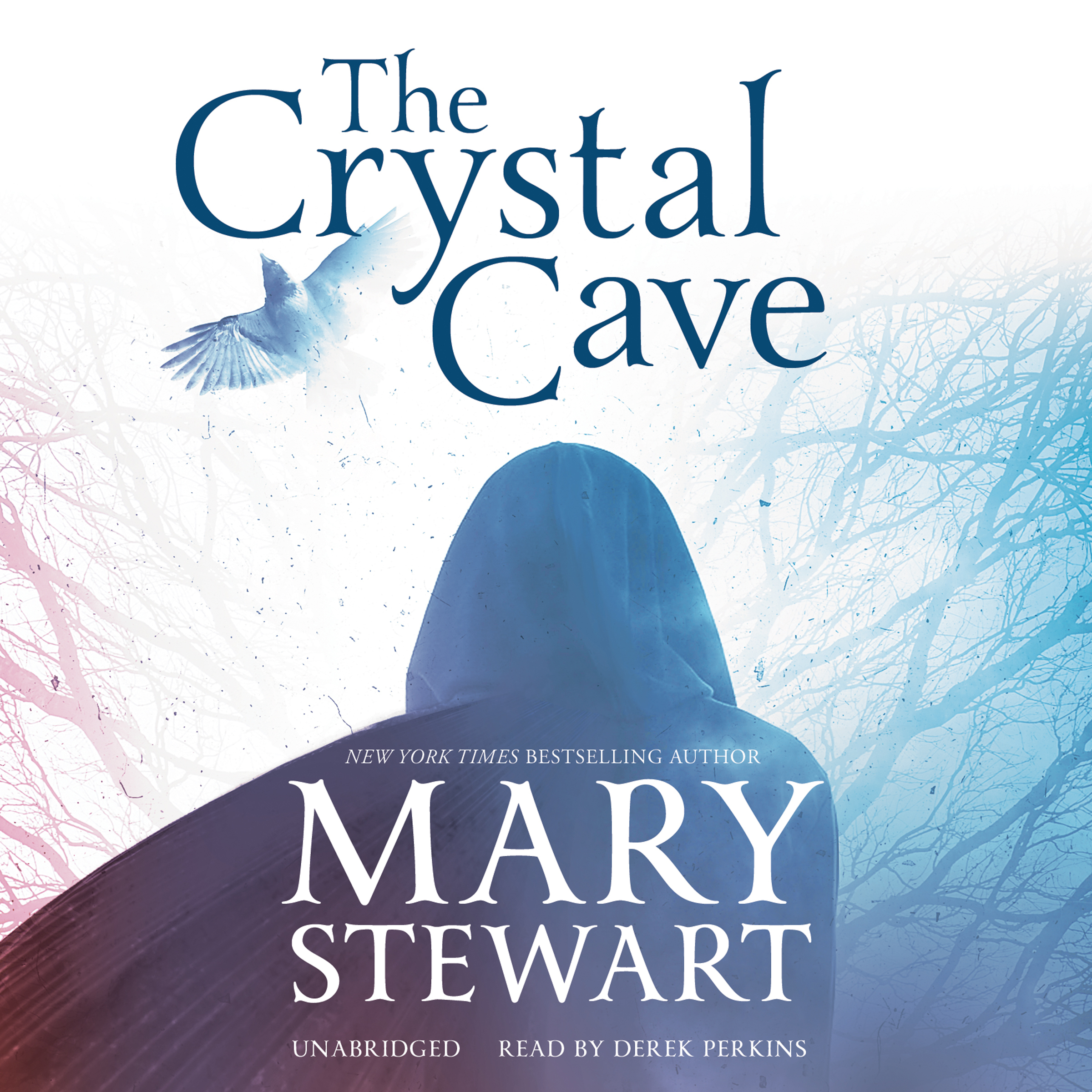 Printable The Crystal Cave Audiobook Cover Art