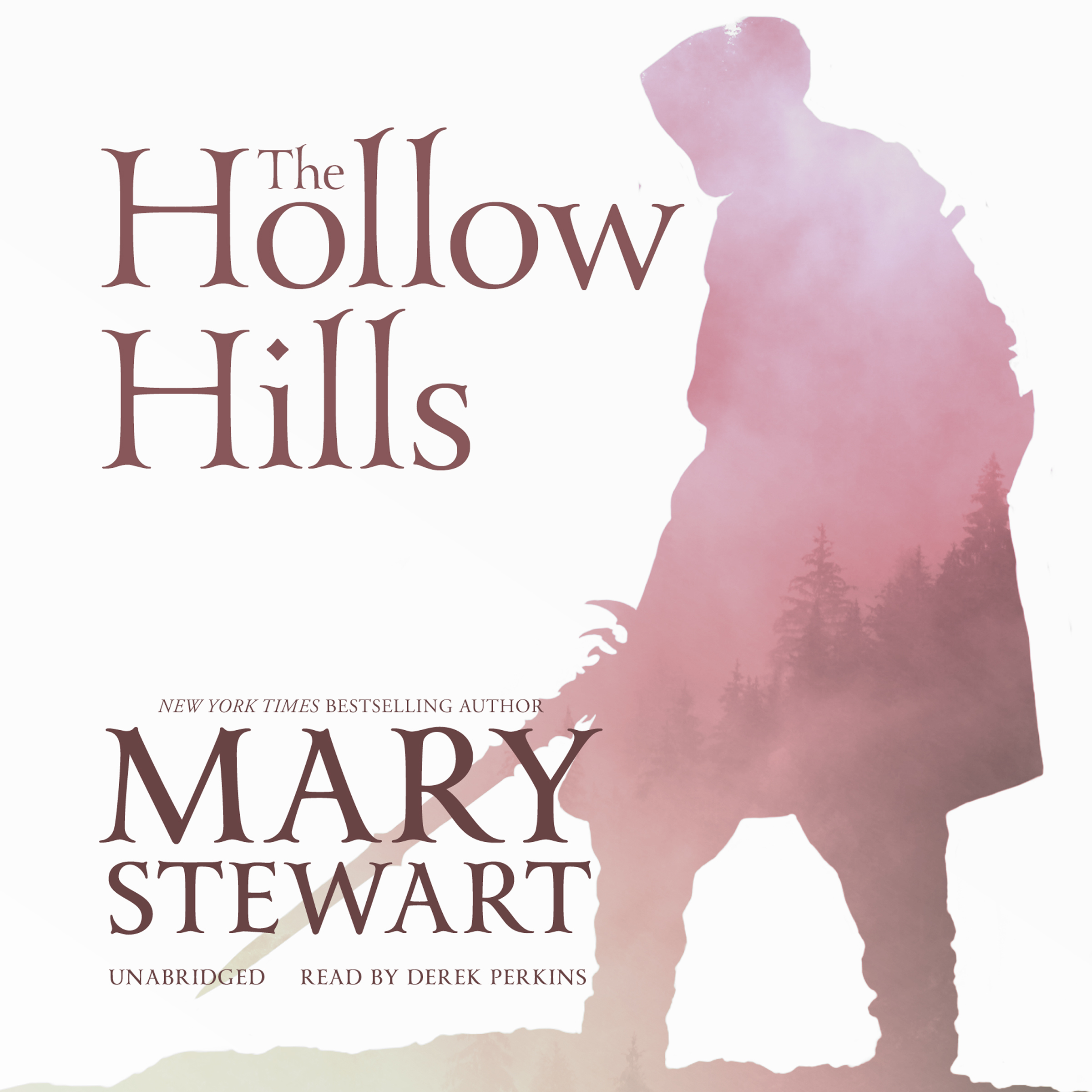 Printable The Hollow Hills Audiobook Cover Art