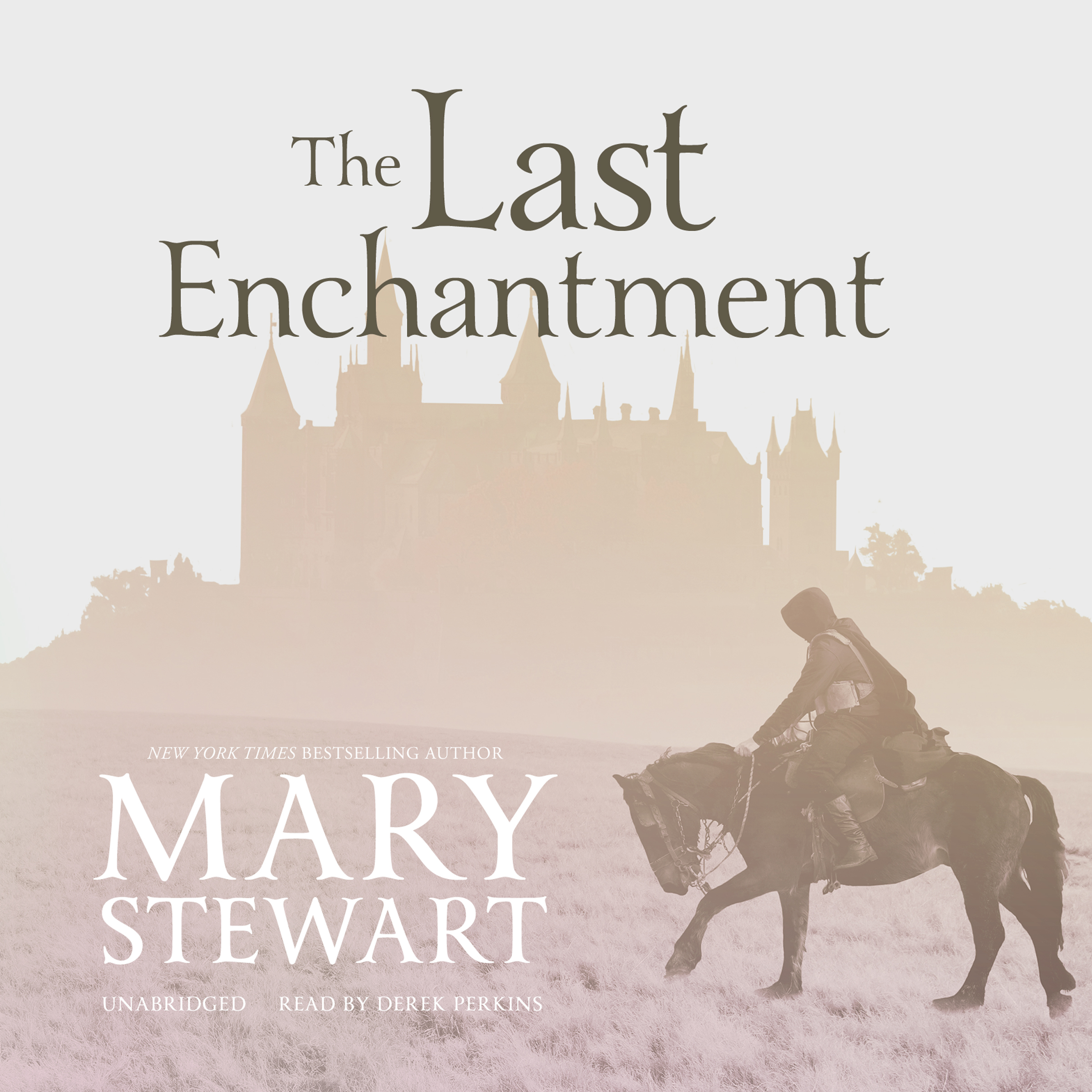 Printable The Last Enchantment Audiobook Cover Art