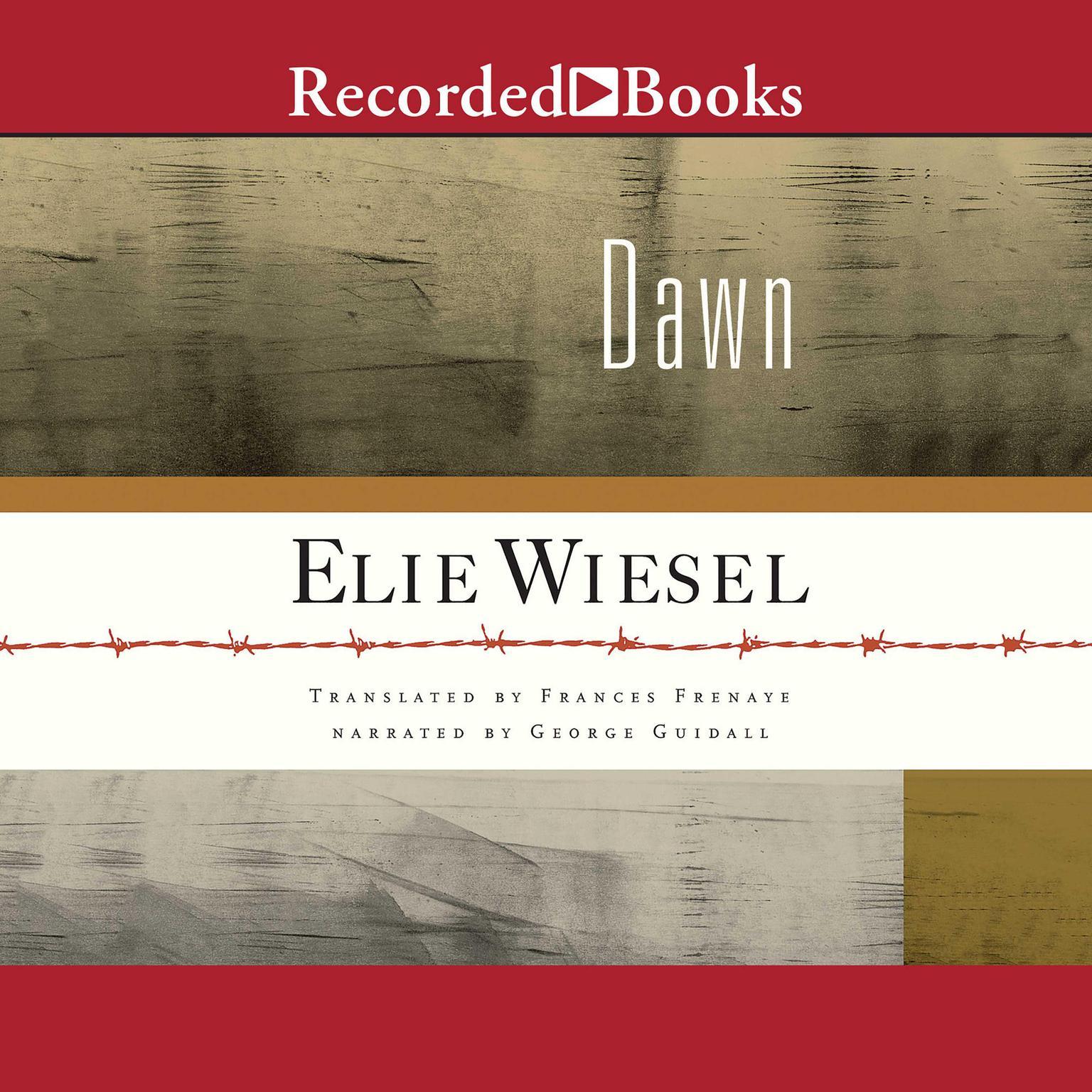 Dawn Audiobook, by Elie Wiesel