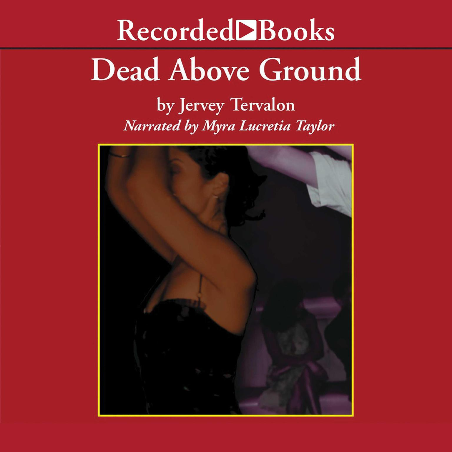 Printable Dead Above Ground Audiobook Cover Art