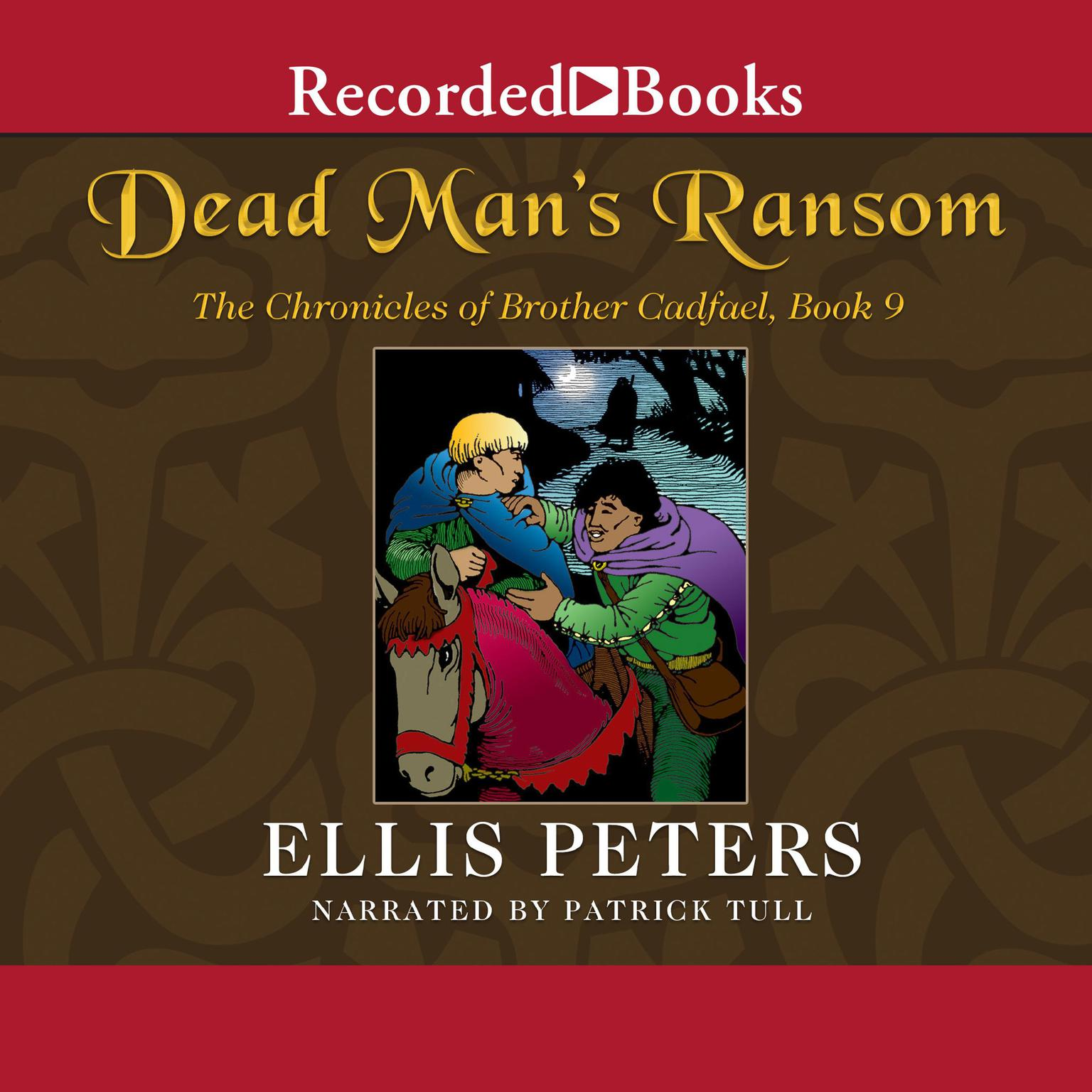 Printable Dead Man's Ransom: A Brother Cadfael Mystery Audiobook Cover Art