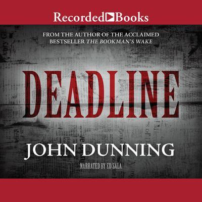 Deadline Audiobook, by John Dunning