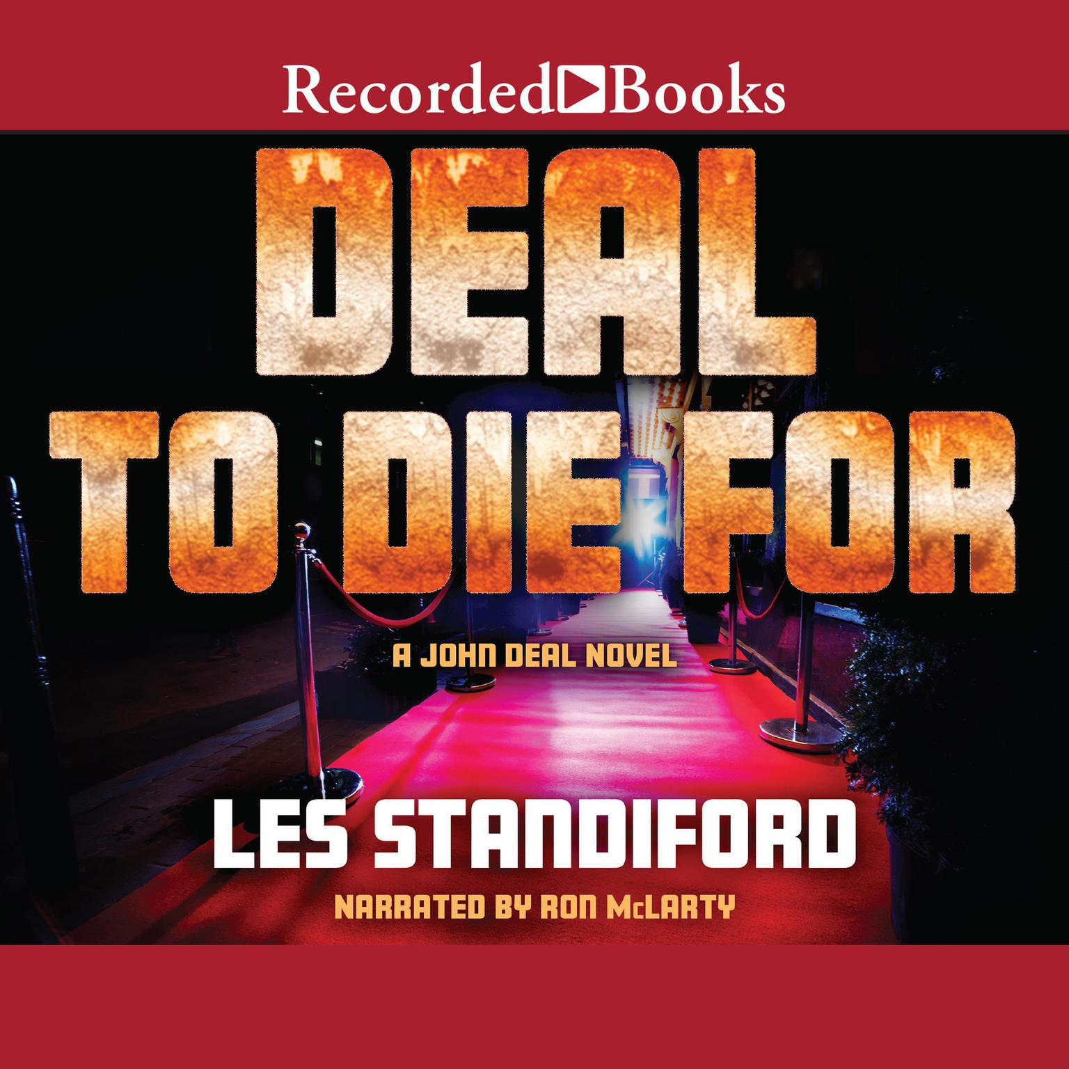 Deal to Die For Audiobook, by Les Standiford