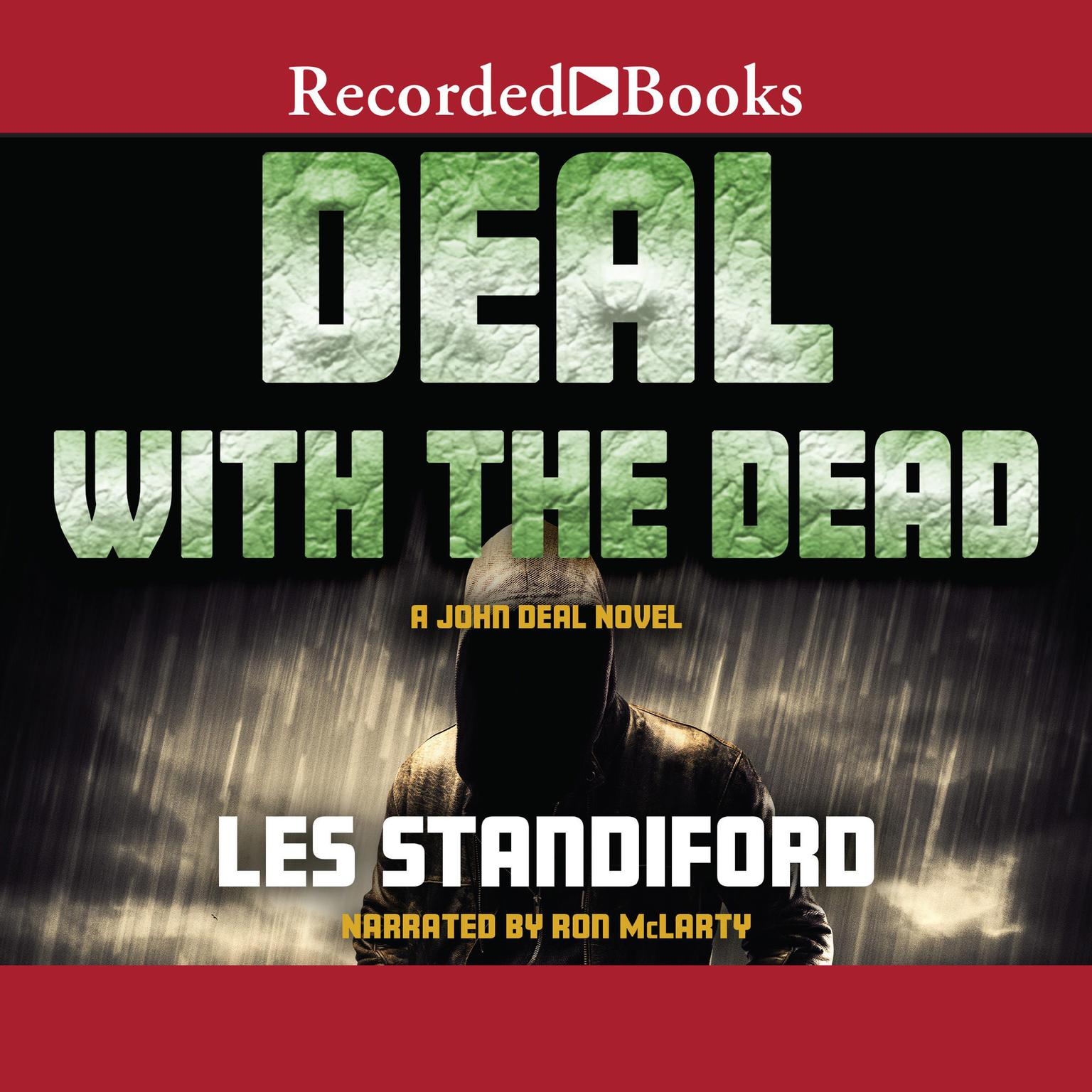Printable Deal with the Dead: A John Deal Mystery Audiobook Cover Art