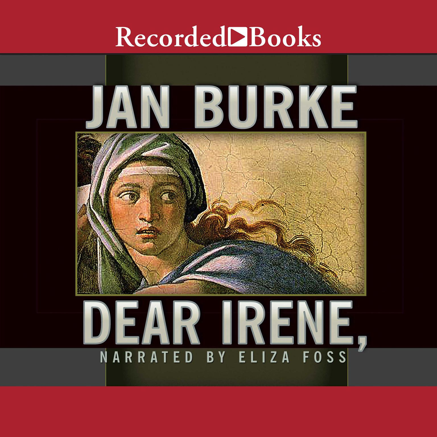 Printable Dear Irene Audiobook Cover Art