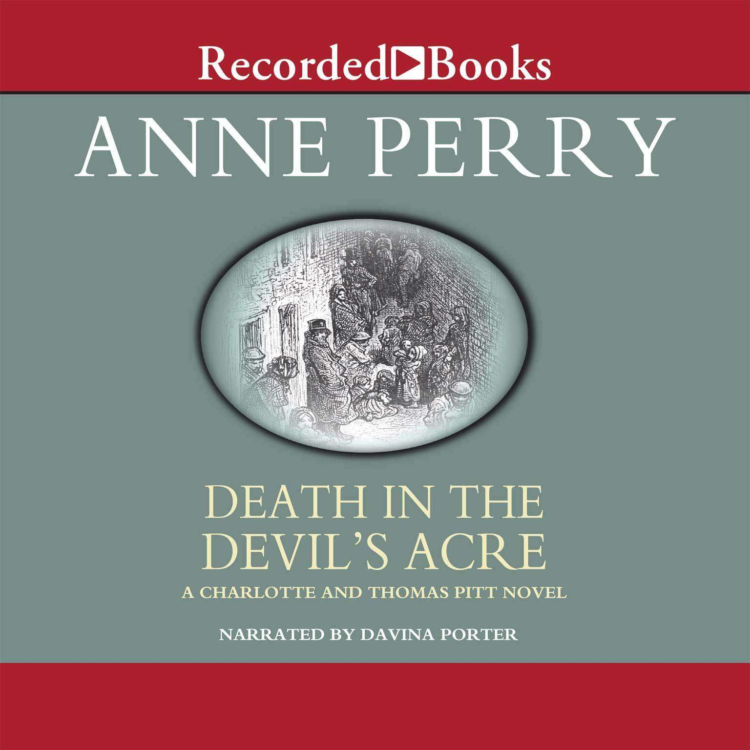 Death in the Devils Acre Audiobook, by Anne Perry