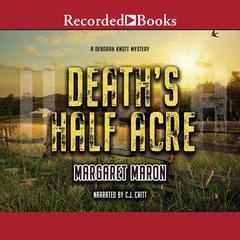 Deaths Half Acre Audiobook, by Margaret Maron