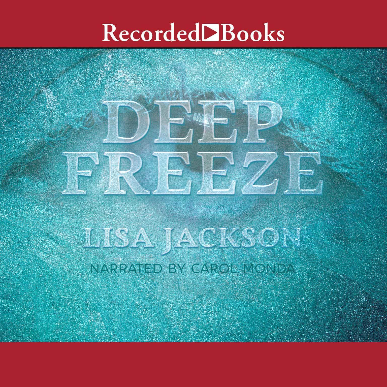 Printable Deep Freeze Audiobook Cover Art