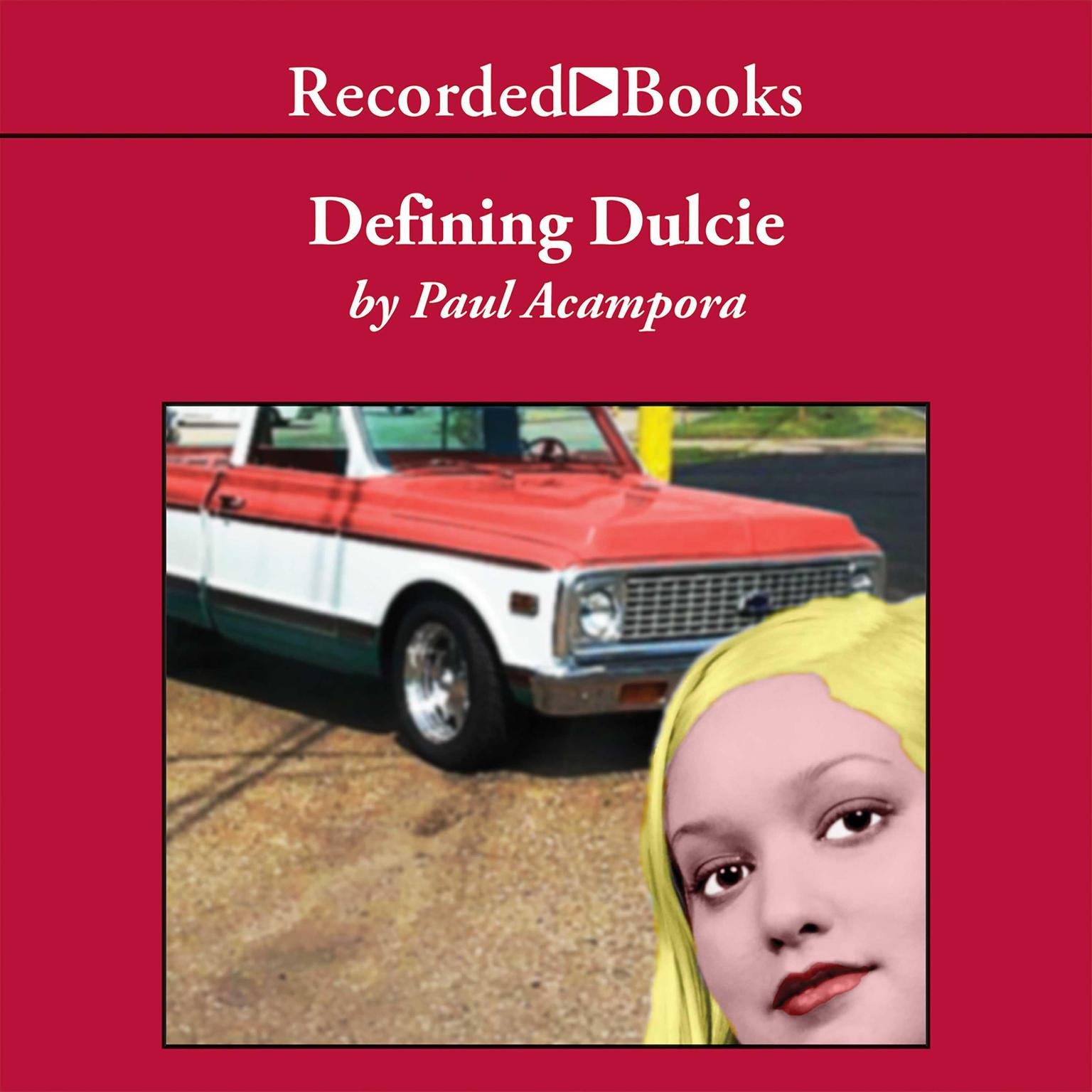 Printable Defining Dulcie Audiobook Cover Art