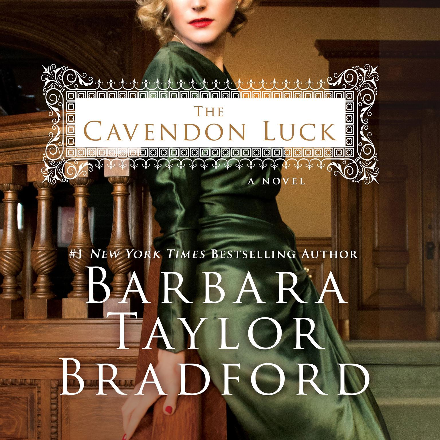 Printable The Cavendon Luck: A Novel Audiobook Cover Art