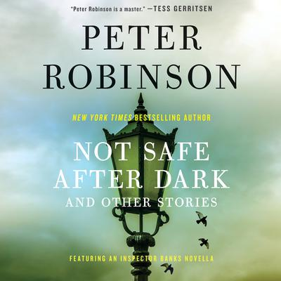 Not Safe After Dark: And Other Stories Audiobook, by Peter Robinson