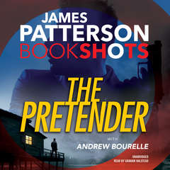 The Pretender Audiobook, by Andrew Bourelle, James Patterson