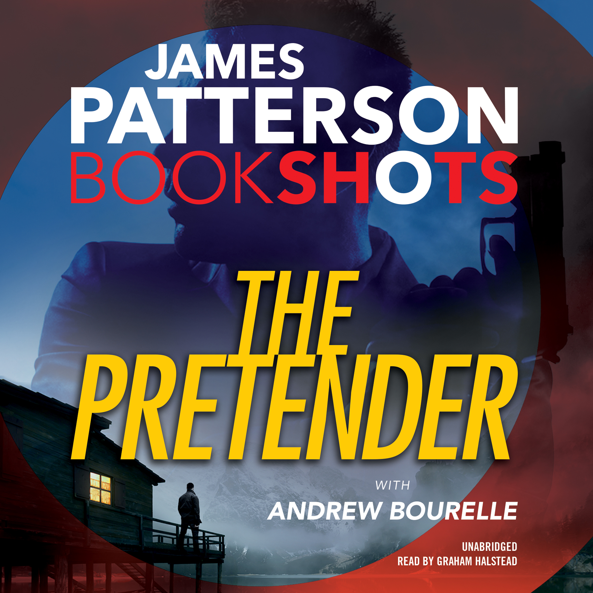 Printable The Pretender Audiobook Cover Art