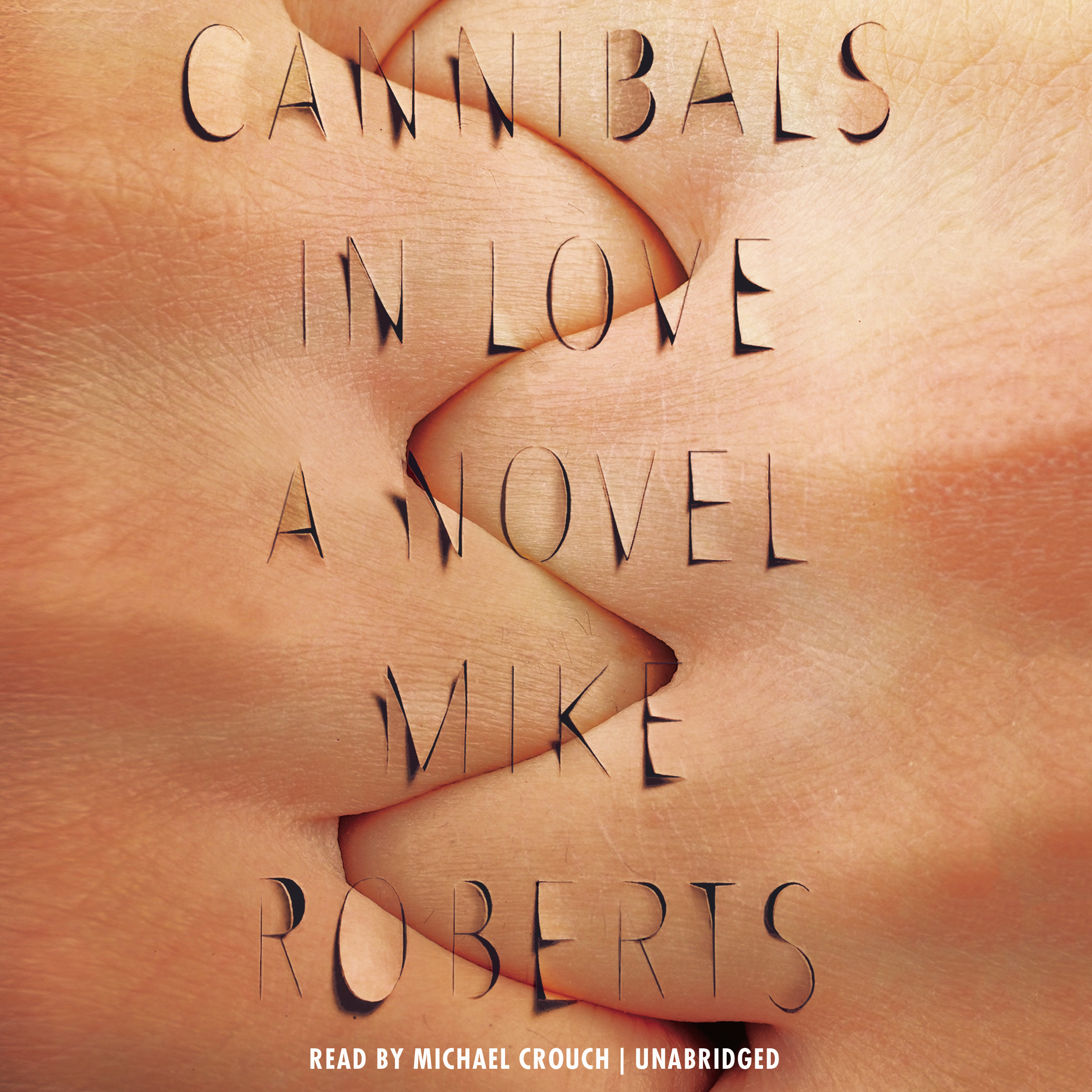 Printable Cannibals in Love Audiobook Cover Art