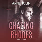 Chasing Rhodes Audiobook, by Anne Jolin