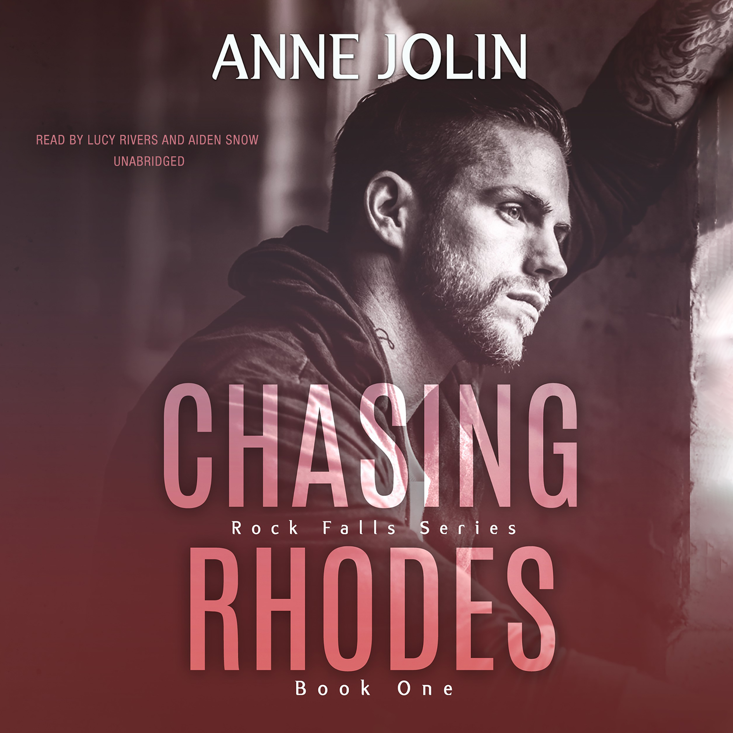 Printable Chasing Rhodes Audiobook Cover Art