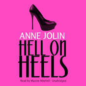 Hell on Heels Audiobook, by Anne Jolin
