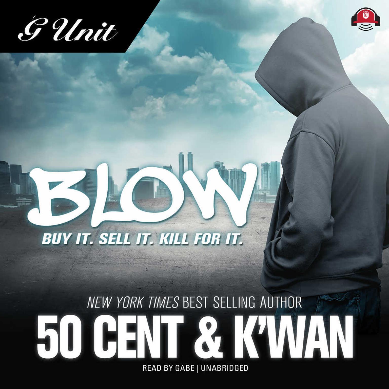 Printable Blow Audiobook Cover Art