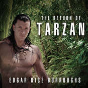 The Return of Tarzan, by Edgar Rice Burroughs