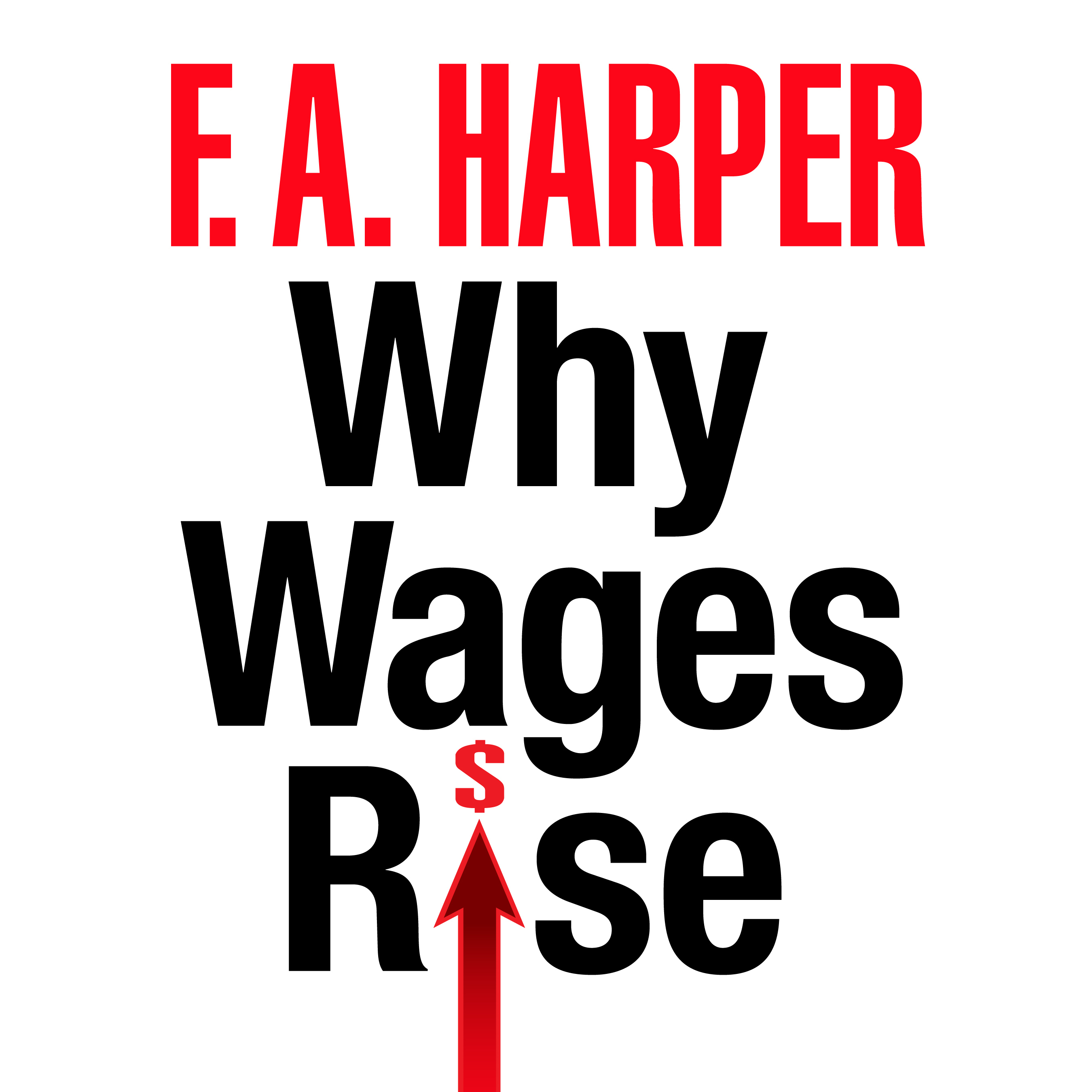 Printable Why Wages Rise Audiobook Cover Art