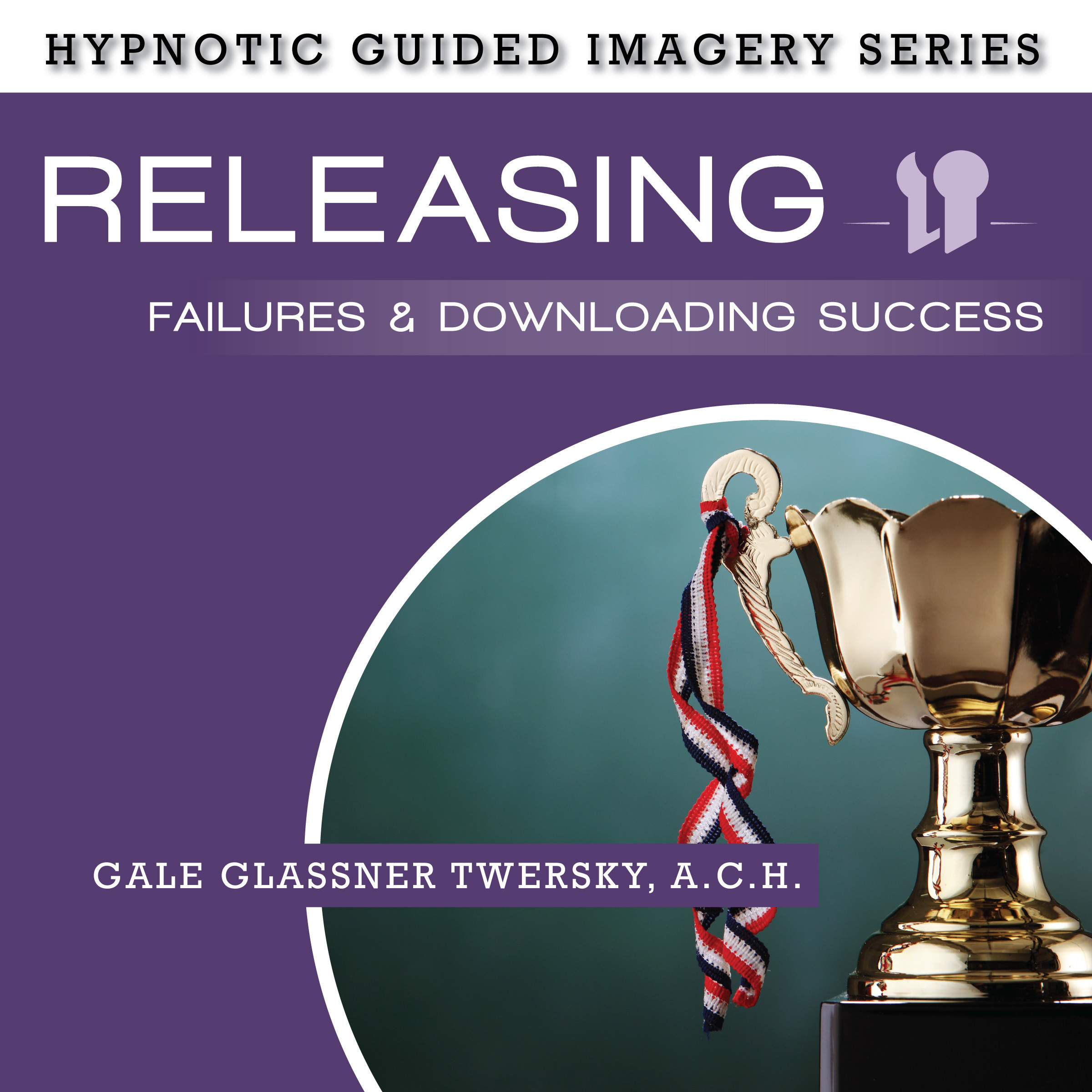 Printable Releasing Failures and Downloading Success: The Hypnotic Guided Imagery Series Audiobook Cover Art