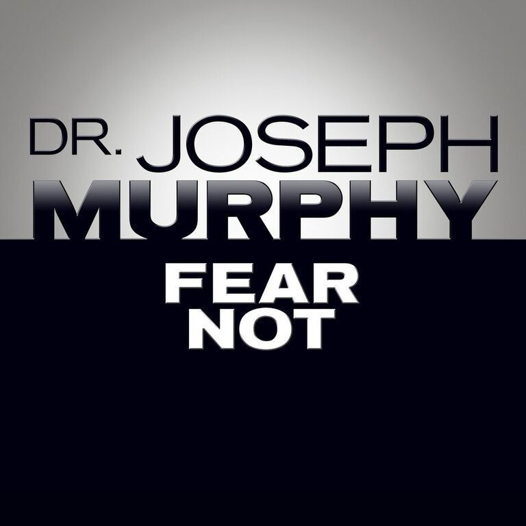 Printable Fear Not Audiobook Cover Art