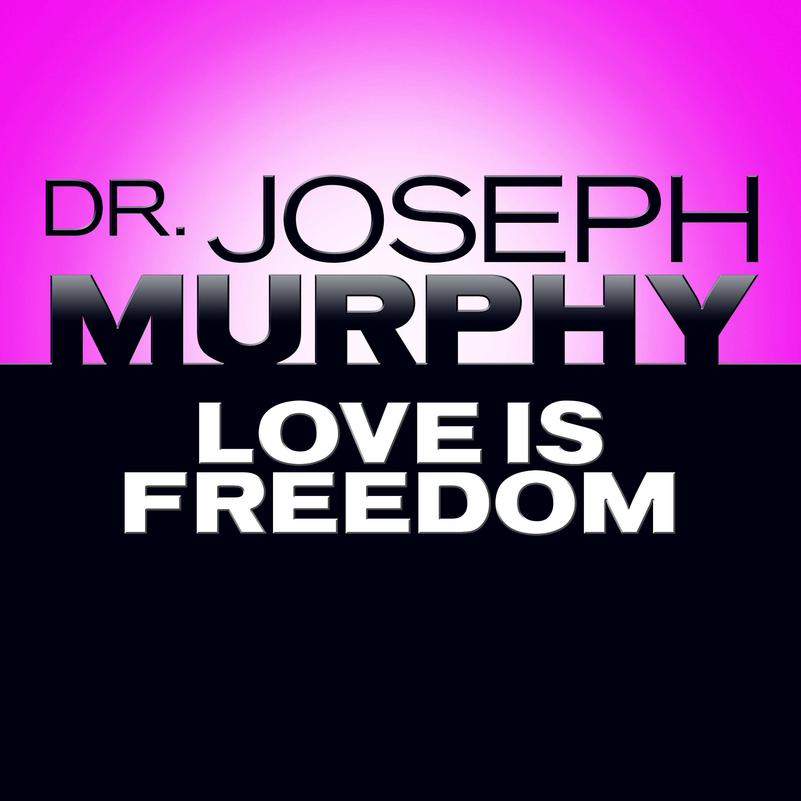 Printable Love Is Freedom Audiobook Cover Art