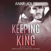 Keeping King Audiobook, by Anne Jolin