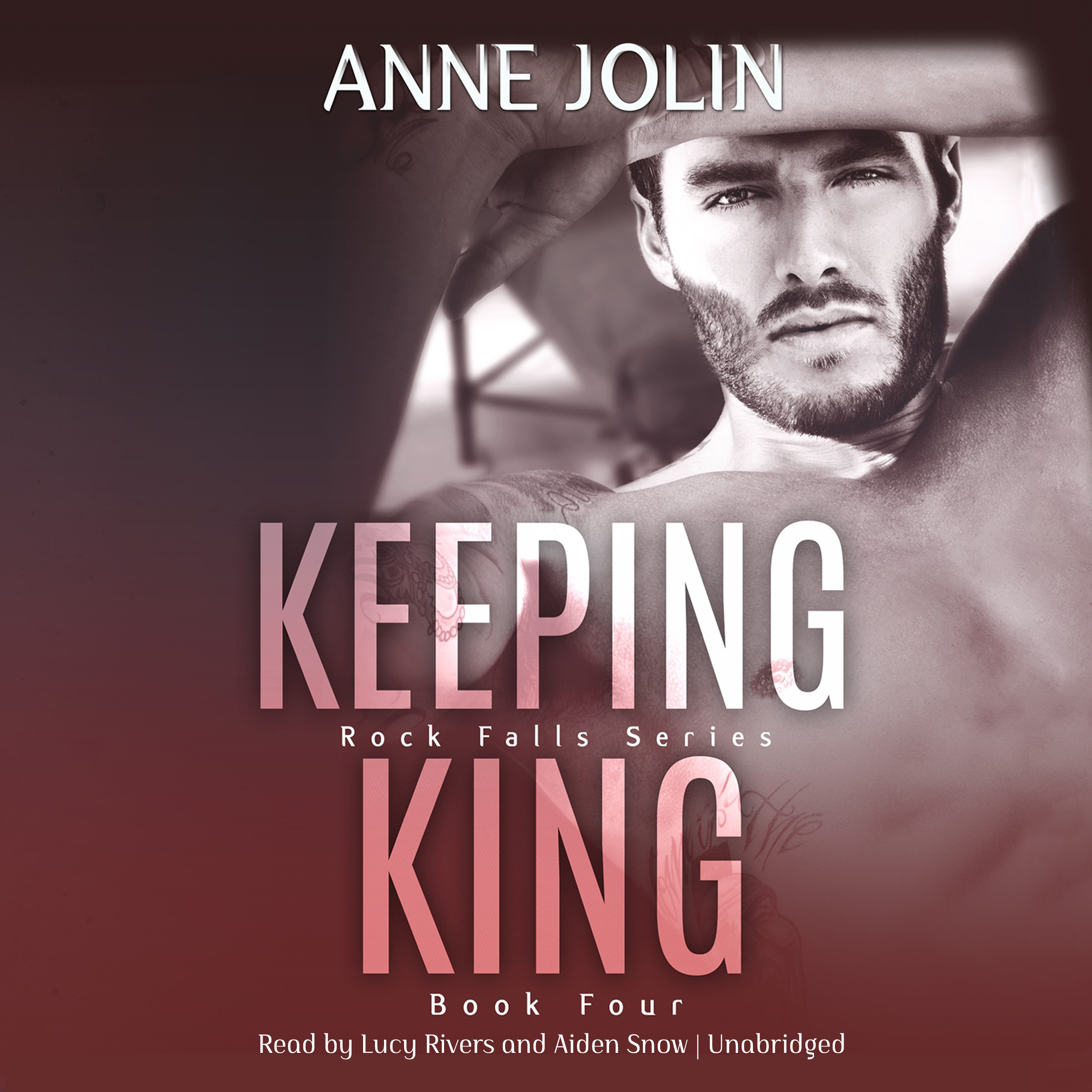 Printable Keeping King Audiobook Cover Art