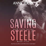 Saving Steele Audiobook, by Anne Jolin