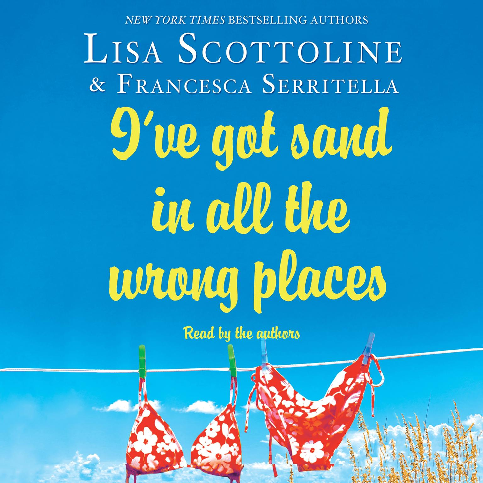 Printable I've Got Sand In All the Wrong Places Audiobook Cover Art