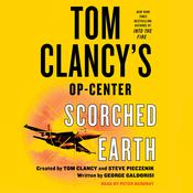 Tom Clancys Op-Center: Scorched Earth Audiobook, by George Galdorisi