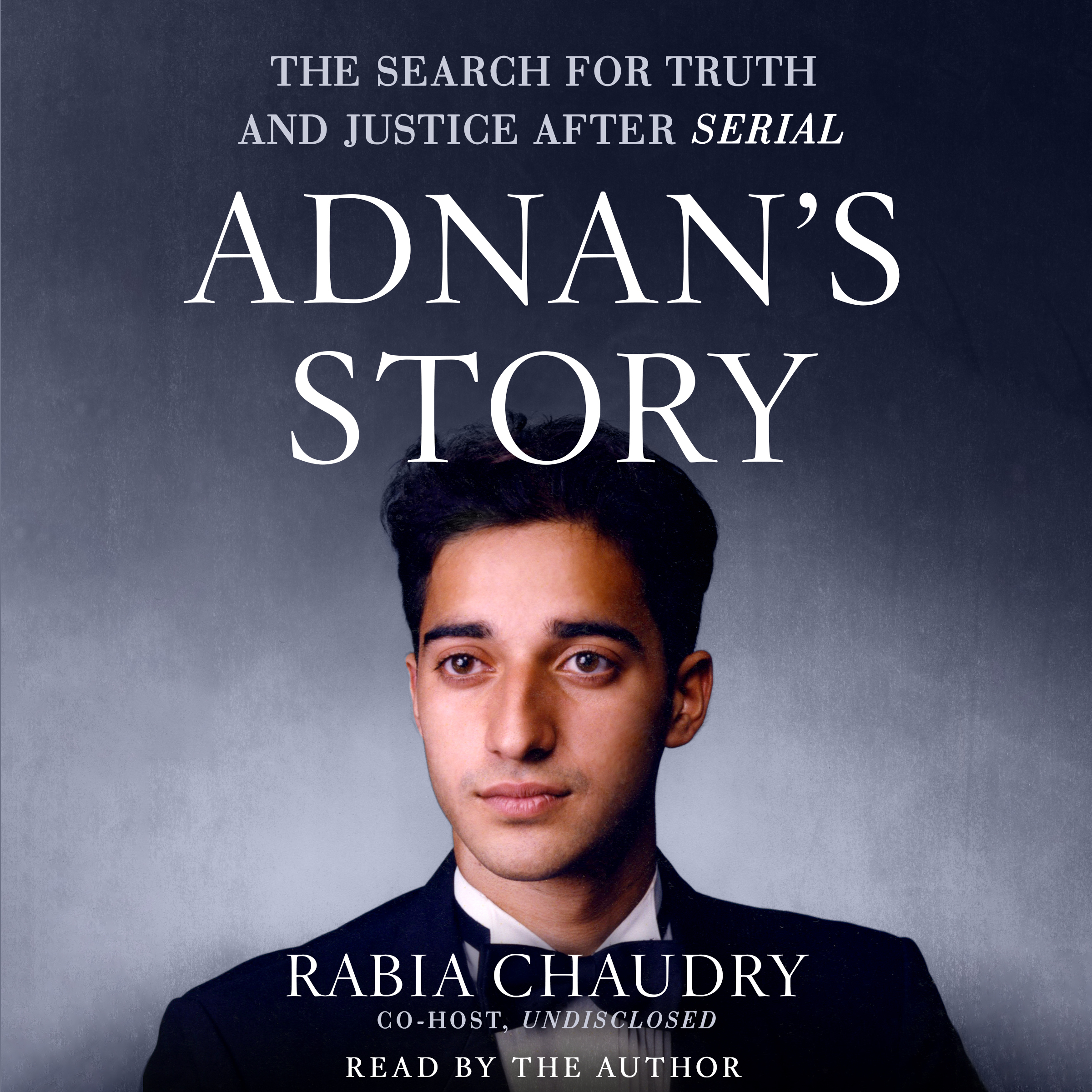 Printable Adnan's Story: The Search for Truth and Justice after Serial Audiobook Cover Art