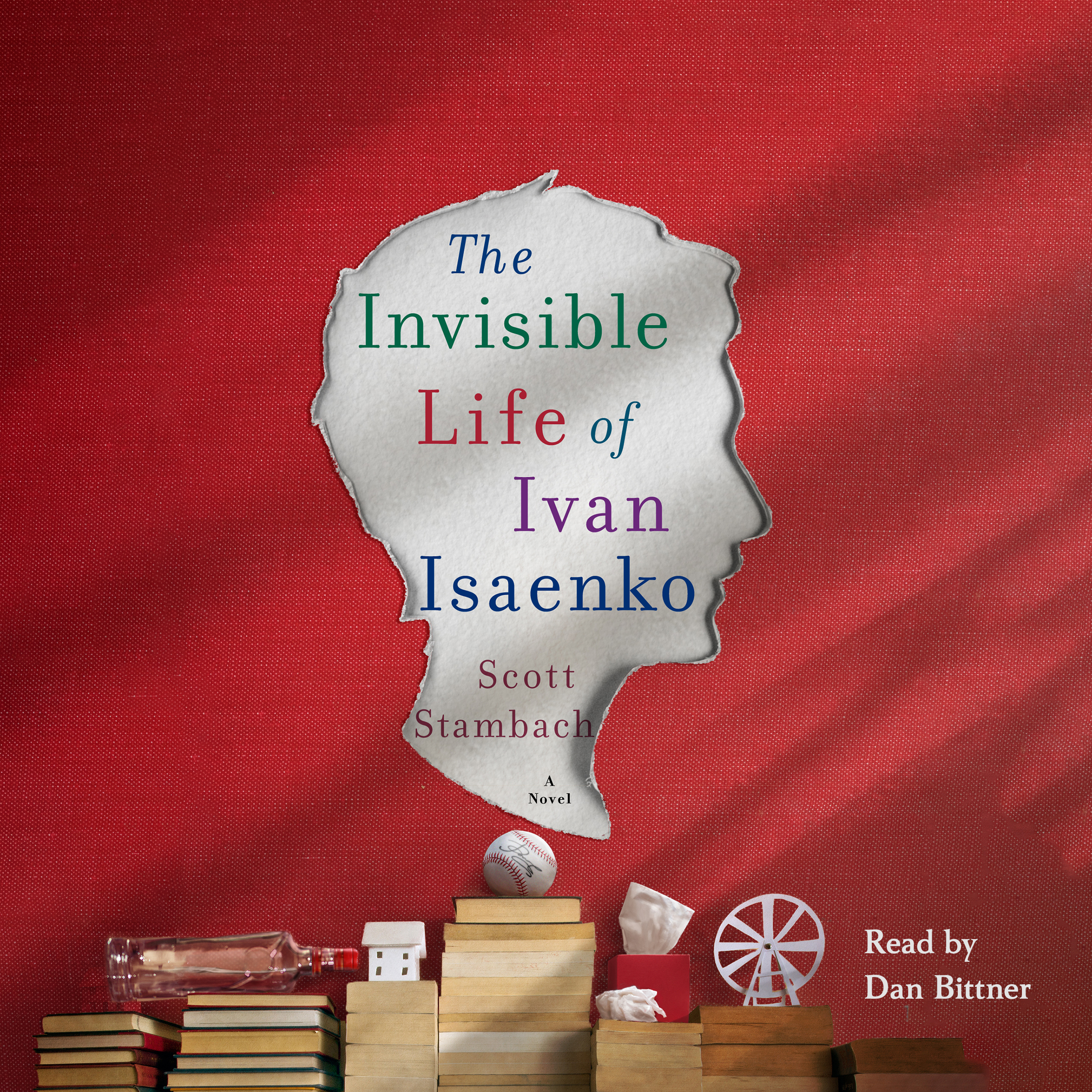Printable The Invisible Life of Ivan Isaenko: A Novel Audiobook Cover Art