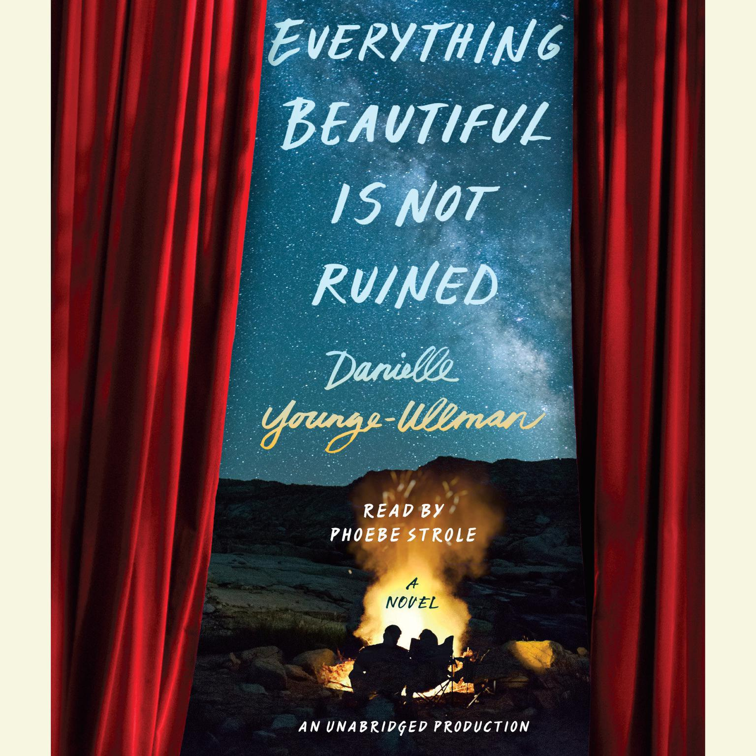 Printable Everything Beautiful is Not Ruined Audiobook Cover Art
