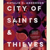 City of Saints & Thieves Audiobook, by Natalie C. Anderson